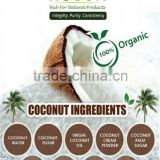Certified Organic Premium Coconut Oil - Rosun Natural Products PVT LTD INDIA