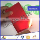 China manufacturerEN11611 Ul certification 80%cotton/20%polyester cvc flame retardant fabric