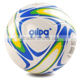promotional customized machine stitched PVC/TPU soccer ball size 2,3,4,5                                                                         Quality Choice