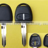 Promotional Car Remote Key Covers Mitsubishi outlander 2 Button With MIT11R