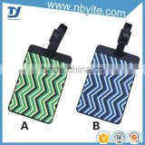 Hot!!! airline paper blank bag tag baggage tag