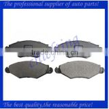 High performance auto parts D1143 4252.04 4252.12 425212 425166 425320 4251.91 4251.66 4253.20 425191 for Peugeot 206 brake pad                                                                         Quality Choice
