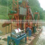 Gold Dredger Ship For Sale