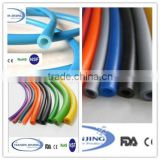 top quality customized solid rubber tube