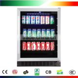 Commercial Retail Beverager Cooler Display Fridge Under Counter Refrigerator of JC-145E