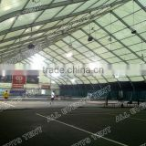 30m Large Aluminum Curve Roof Sport Tent for Racing/Basketball/ Horse Riding/ Badminton/Tennis Ball