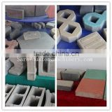Automatic Hydraulic Low Lost Cement Interlocking Hollow Block Making Machine / Blocks Maker
