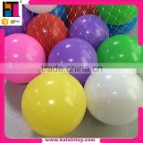 hollow crush proof plastic wholesale ball pit balls for kids                                                                         Quality Choice                                                     Most Popular