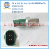 for BMW E39 Serie 5 532i 528i E38 725tds 740 A/C Safety Pressure Switch /sensor 64538391639 64 53 8 391 344 64 53 8 391 345