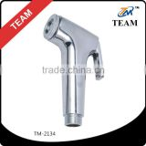 TM-2134 Bathroom accessories plastic hand held toilet shattaf bidet spray