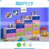 MDF toys kids cabinet wholesale A08 #