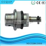Car parts wholesale high quality with low price denso fuel pressure regulator 23280-21010 for Toyota Lexus Yaris Reiz