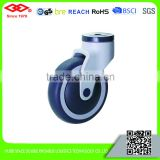 100mm-125mm plastic Ball bearing casters wheel