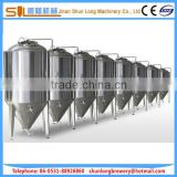 wine tank stainless steel tanks for wine used Beer fermentation tank for sale