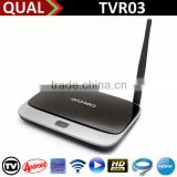 Rockchip 3188 quad core internet tv receiver box 1080P XBMC Remote Control 2.0M 5.0M Camera Optional B
