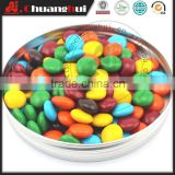 Colourful Glossy Chocolate Button / 0.44g 10mm Chocolate Bean in Bulk