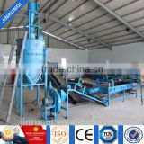 2016 Rubber Raw Material Machinery Used Tyre Recycling Machine To Rubber Powder