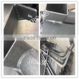 Custom square pipe welding parts in playground equipment for metal swing sets