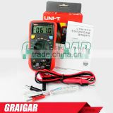 UNI-T UT136C Handheld Auto-ranging Digital Multimeters Data Hold LCR Meter AC DC Frequency Resistance automatic range multimeter