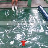 Chinese Best Seling Kapok Environmental Lower Price Good Quality Transparent Clear PVC Film for Furniture Packing