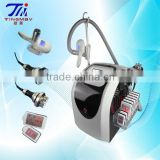 Skin Tightening 4in1 Laser Lipolysis + 40K Cavitation + Body Flabby Skin RF + Cryolipolysis Freeze Fat Machine Beauty Slimming Instruments