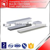 Reliable manufacturer YLJ supply aluminum profile and aluminum tubing are used for windows and door