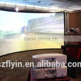 2015 Brand New ! High Brightness Large outdoor video projector 3LCD 10000 ansi Lumens Projector