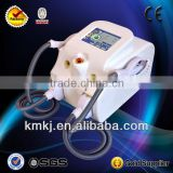 Adjustable KM300 Portable 808 SHR Ipl Diode Laser Electric Threading Hair Remover Machine (CE ISO TUV SGS) Portable