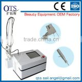 Portable Co2 Fractional Laser/Rf Skin Tightening 15W(20W) Machine/facial Rejuvenation Machine Birth Mark Removal