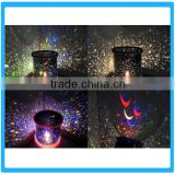 LED Star Projection Light Flashing Colorful Sky Night Lamp Decoration Sky Projection Light