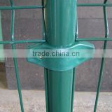 fence post 60*60*1.5mm 1.55m height with plastic caps and clips