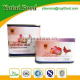 Inquiry about Manufacturer of Canned Chicken Luncheon Meat