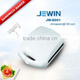 Plastic sandwich maker / toaster non-stick 2 slice china