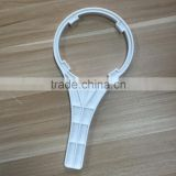 10 inch water filter housing wrench with white color