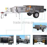 Travel Trailer Light Duty Offroad Camper Trailer