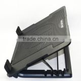 "LAPTOP COOLER COOLING PAD 2 FAN STAND WITH 2 USB HUB FOR 15 17"" LAPTOP Notebook"