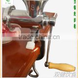 Cheap Price China factory manufacturer home use hand /manual professional mince meat auger