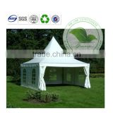 Outdoor Car pagoda roof tent for car wash tent for sale