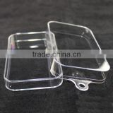 Mobile power packaging box, electronic products crystal clear protective packaging box for mobile phone