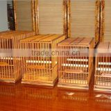 Wholesale Chinese bird cage bamboo bird cage