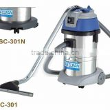 30L wet and dry vacuum cleaner with italy motor