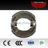 nibk brake pads/brake lining rivet machine/motorcycle brake shoe