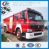 Factory selling high performance fire fighting truck