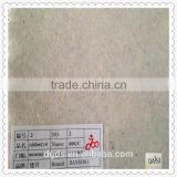 China manufacturer good quality non woven backing paper Embroidery 1025E 100% cotton fabric tearable interlining