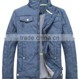Manufacturer from Jiangxi Province,China ! fashion cotton padding winter man jacket