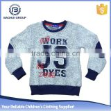 baby boy clothes top winter tshirt 2015 new style high quality kid long sleeve t shirt