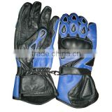 Motorcycle Leather safety Gloves