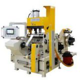 600 Automatic Cold Welding Double Servo Foil Winding Machine