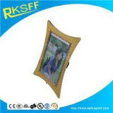 Zinc Alloy Glue Dispensers Photo Frame With Diamonds