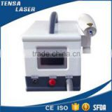 Medical CE advanced big power laser tattoo removal q switched nd yag laser